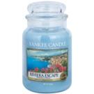 Yankee Candle Riviera Escape ароматизована свічка  623 гр Classic велика