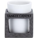 Yankee Candle Rustic Modern Keramischer Kerzenhalten für Votivkerzen    (Grey)