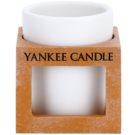 Yankee Candle Rustic Modern Kerámia gyertyatartó fogadalmi gyertyához