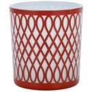 Yankee Candle Sanremo Glass Holder for Votive Candle    (Terracotta)