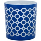 Yankee Candle Sanremo Glass Holder for Votive Candle    (Blue)