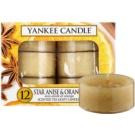 Yankee Candle Star Anise & Orange Чаена свещ 12 x 9,8 гр.