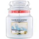 Yankee Candle Sea Air Duftkerze  411 g Classic medium