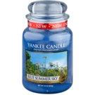 Yankee Candle Blue Summer Sky Duftkerze  623 g Classic groß