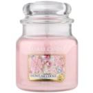 Yankee Candle Snowflake Cookie ароматизована свічка  411 гр Classic  середня