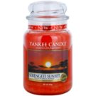 Yankee Candle Serengeti Sunset vela perfumado 623 g Classic grande