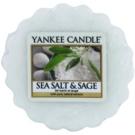 Yankee Candle Sea Salt & Sage восък за арома-лампа  22 гр.
