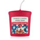 Yankee Candle Strawberry Shortcake velas votivas 49 g