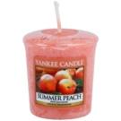 Yankee Candle Summer Peach Votivkerze 49 g