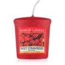 Yankee Candle Sweet Strawberry Votivkerze 49 g