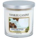 Yankee Candle Shea Butter illatos gyertya  198 g Décor kicsi