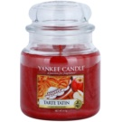 Yankee Candle Tarte Tatin ароматизована свічка  411 гр Classic  середня