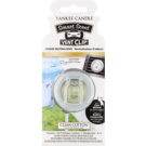 Yankee Candle Clean Cotton aроматизатор за автомобил 4 мл. канцеларски клип
