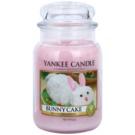 Yankee Candle Bunny Cake vonná sviečka 623 g Classic veľká