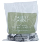 Yankee Candle Unscented lumânare 25 buc