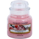 Yankee Candle Summer Scoop Scented Candle 104 g Classic Mini