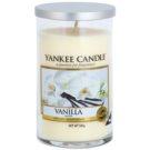 Yankee Candle Vanilla vonná sviečka 340 g Décor stredný