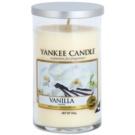 Yankee Candle Vanilla dišeča sveča  340 g Décor srednji