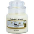 Yankee Candle Vanilla vela perfumado 104 g Classic pequeno