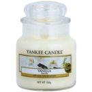 Yankee Candle Vanilla lumanari parfumate  104 g Clasic mini