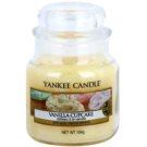 Yankee Candle Vanilla Cupcake vela perfumado 104 g Classic pequeno