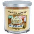 Yankee Candle Vanilla Cupcake vonná sviečka 198 g Décor malá
