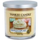 Yankee Candle Vanilla Cupcake ароматизована свічка  198 гр Декорація маленька