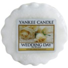 Yankee Candle Wedding Day vosek za aroma lučko  22 g