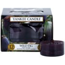Yankee Candle Wild Fig Tealight Candle 12 x 9,8 g