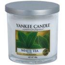 Yankee Candle White Tea illatos gyertya  198 g Décor kicsi