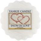 Yankee Candle Snow in Love віск для аромалампи 22 гр