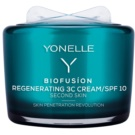 Yonelle Biofusion 3C regenerierende Creme SPF 10 (Second Skin) 55 ml