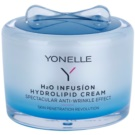 Yonelle H2O Infusion creme hidrolipidico com efeito antirrugas  55 ml