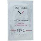 Yonelle Nanodisc Mask Magic Compress N° 1 azonnali hatású intenzív maszk az arcbőr tökéletlenségei ellen 40+ 6 ml