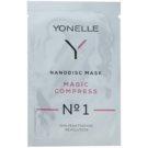 Yonelle Nanodisc Mask Magic Compress N° 1 intensive Maske für sofortige Verbesserung des Aussehens der Haut 40+  6 ml