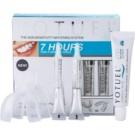 Yotuel 7 Hours Whitening Treatment For Teeth (Gum Applicators 2 pcs, Whitening Gel 2 x 6 ml, Whitening Toothpaste 1 x 25 ml)