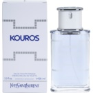 Yves Saint Laurent Kouros Energizing Tonique 2014 woda toaletowa dla mężczyzn 100 ml