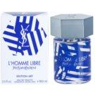 Yves Saint Laurent L'Homme Libre Art Edition тоалетна вода за мъже 100 мл.