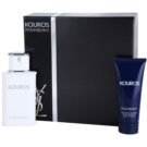 Yves Saint Laurent Kouros Gift Set III Eau De Toilette 100 ml + Shower Gel 100 ml