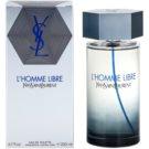 Yves Saint Laurent L´Homme Libre toaletní voda pro muže 200 ml