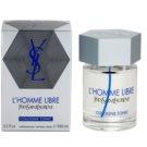 Yves Saint Laurent L´Homme Libre Cologne Tonic Eau De Cologne pentru barbati 100 ml