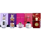 Yves Saint Laurent Mini подаръчен комплект Parisienne EDP + Manifesto EDP + Baby Doll EDT + Paris EDT + Opium EDT парфюмна вода 2 x 7,5 ml + тоалетна вода 3 x 7,5 ml