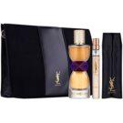 Yves Saint Laurent Manifesto Geschenkset IV. Eau de Parfum 50 ml + Eau de Parfum 10 ml + Kosmetiktasche