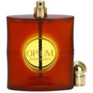 Yves Saint Laurent Opium 2009 парфумована вода тестер для жінок 90 мл