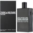 Zadig & Voltaire This Is Him! Eau de Toilette for Men 100 ml