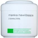 Ziaja Pro Cleansers Dry and Normal Skin vlažilna maska z rumeno ilovico za profesionalno uporabo  200 ml