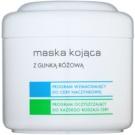 Ziaja Pro Multi-Care успокояваща маска с розово масло за професионална употреба  200 мл.