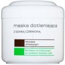 Ziaja Pro Multi-Care okysličujúca maska s červeným ílom pre profesionálne použitie  200 ml