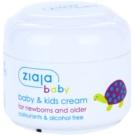 Ziaja Baby Creme für Kinder ab der Geburt (Colourants & Alcohol Free) 50 ml