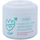 Ziaja Mamma Mia manteiga corporal reafirmante para mulheres depois do parto  200 ml